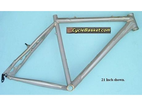 Hardtail frame for �100.