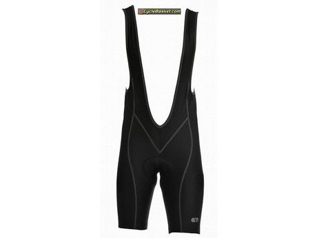 MADISON Peloton Men's 8 Panel Lycra Cycle Bib Short. click to zoom image