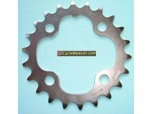 SHIMANO Deore LX M580 Chainring 4 Arm ATB 22T.
