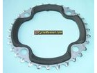 SHIMANO 1J1 9802 Deore XT M770 Chainring 32T.