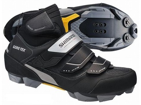 SHIMANO MW81 Gor-Tex Winter Shoe ATB. click to zoom image