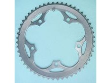 SHIMANO 1H6 9810 4500 Tiagra chainring 52T - B-type - Silver.