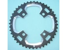 SHIMANO 1J1 9801 M770 chainring 44T.