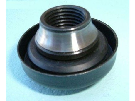 SHIMANO 4BB 9805 WH-M765 Rear Left Hand Cone with Dust Cover & Seal Ring. click to zoom image