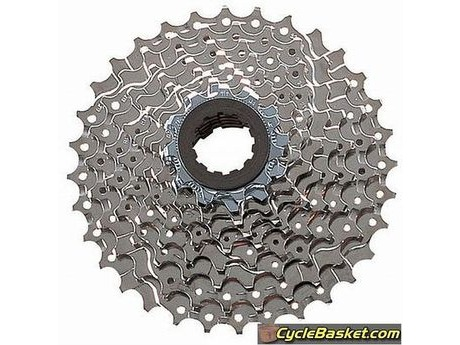 SHIMANO HG50 Deore 9 Speed Cassette click to zoom image