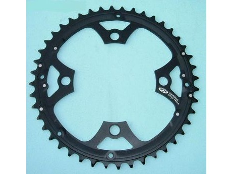SHIMANO M510/40 Deore 44 Tooth Chainring 4 Bolt. click to zoom image
