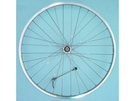 CBC Handbuilt Rear Wheel - Mavic Open Pro on Shimano 105 32 Hole. click to zoom image