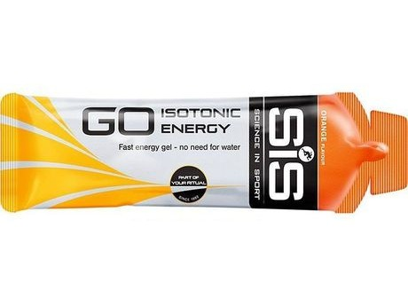 SIS GO Isotonic Gel. click to zoom image