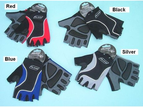 MILANO Gel Cycling Mitts GV508. click to zoom image