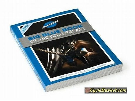 PARK QKBBB2 Big Blue Book of Bicycle Repair. click to zoom image