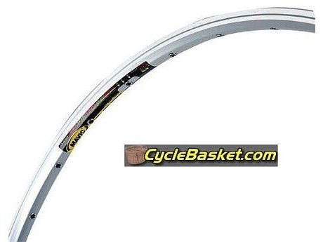 MAVIC Open Sport Road Rim 700c Silver. click to zoom image