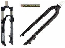 Forks & Rear Suspension Units. - ATB.