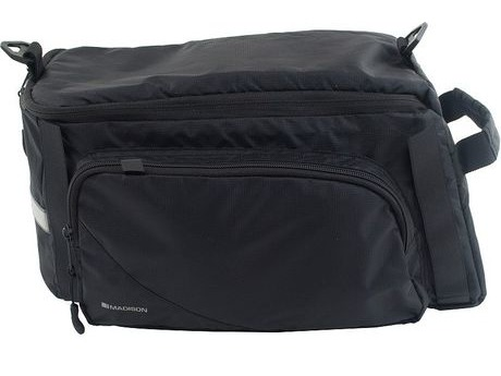 Madison MCB005 RT10 Rack Top Bag with Side Pocket click to zoom image