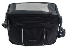 Madison MCB300 Handlebar Bag with Upper Map Cover