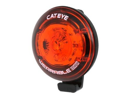 Cateye CALRWRM Wearable Mini rear light click to zoom image