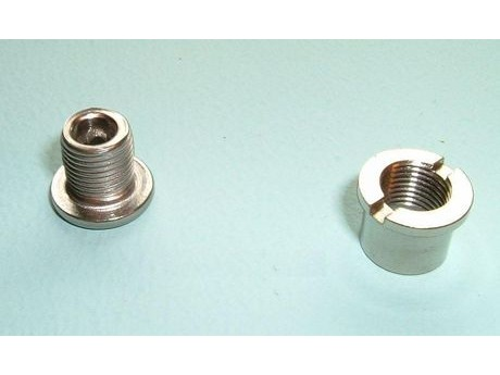 Zenith SUS Chainring Nut/Bolt - Double click to zoom image