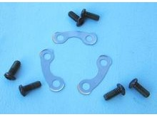 Shimano XT M755 Disc Rotor Fixing Bolts & Tab Washers - S33.