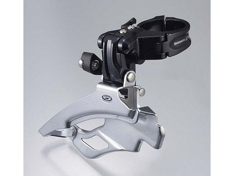 Shimano Deore FDM591X6 Front Gear ATB Conventional Swing Multi fit click to zoom image