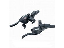 Shimano STM535 Deore Dual Control STI Levers For Hydraulic Disc .