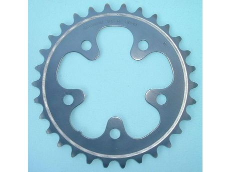 Shimano 1M4 3002 5603/5703 chainring 30T click to zoom image