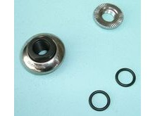 Shimano HB-5600 Lock Nut & Cone Unit