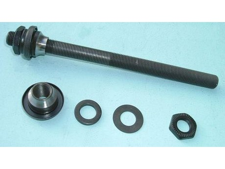 Shimano 3SP 9801 FH-M525 Complete Axle click to zoom image