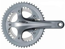 Shimano FC-4600 Tiagra 10-speed double chainset - 52 / 39T