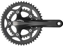 Shimano FC-3550 Sora 9-speed Compact chainset - 50 / 34T