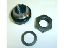 Shimano 3CR 9803 FH-4500/4600 right hand lock nut unit (S36)