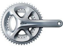 Shimano HollowTech II 105 11 Speed Chainset.