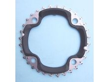 Shimano Y1NL98010 Deore 10 Speed 32T Chainring