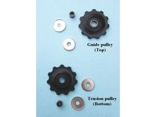 Shimano Y5YE98080 RD-5800 Tension & guide pulley set for SS-type