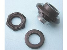 Shimano 3SX 9802 FH-M529 left hand lock nut unit