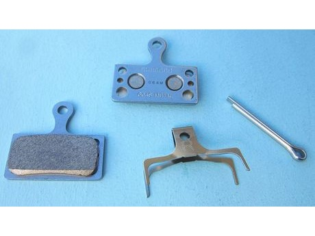 Shimano Y8MY98010 G04S Disc Brake Pads click to zoom image