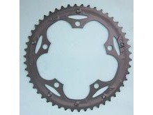 Shimano Y1P398050 FC-2403 Chainring, 50T for chain guard