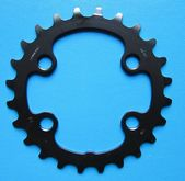 Shimano Y1WD24000 FC-M6000-2 Chainring, 24T-BE