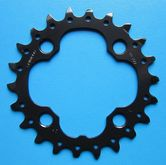 Shimano Y1NW22000 FC-M672 Chainring 22T-AN