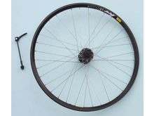 CBC Mavic XM319 (Disc) Rim on Shimano 525 Hub 32 Hole