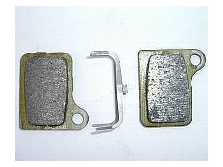 Aztec Enduro PB0019 Disc Brake Pads (D4). click to zoom image
