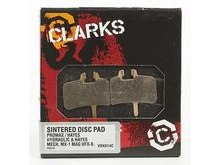 Clark's VRX814C Sintered Disc Pads Hayes Hydraulic (D10).
