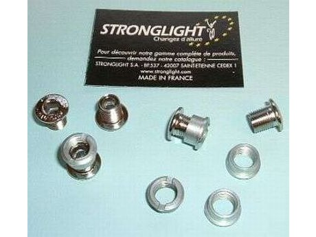 Stronglight 350 002 Chainring Bolts - Single click to zoom image