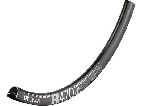 DT RR470DBBK32 R 470 DB Disc Brake Rim click to zoom image