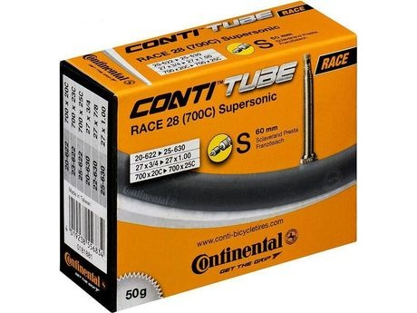 Continental TUC81891 R28 Supersonic Long Valve Inner Tube click to zoom image