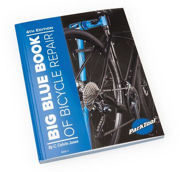 Park QKBBB4 Big Blue Book Of Bicycle Repair Volume IV click to zoom image