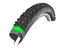 "Schwalbe SCH11100832 27.5"" Smart Sam Plus  Wired Greenguard Dual Black."
